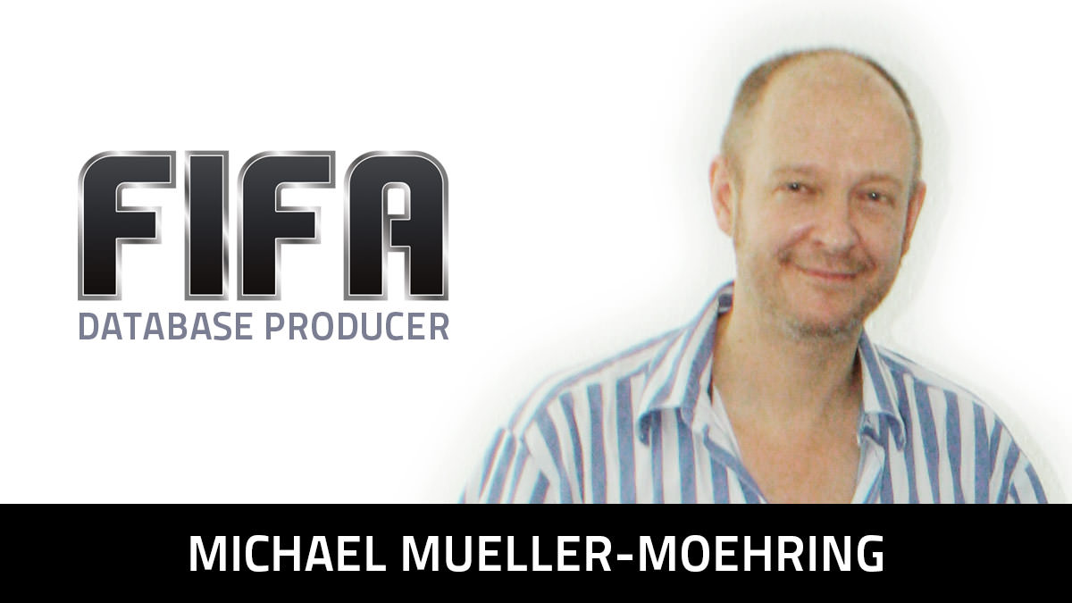 Interview with FIFA 07 Database Producer – Michael Mueller-Moehring