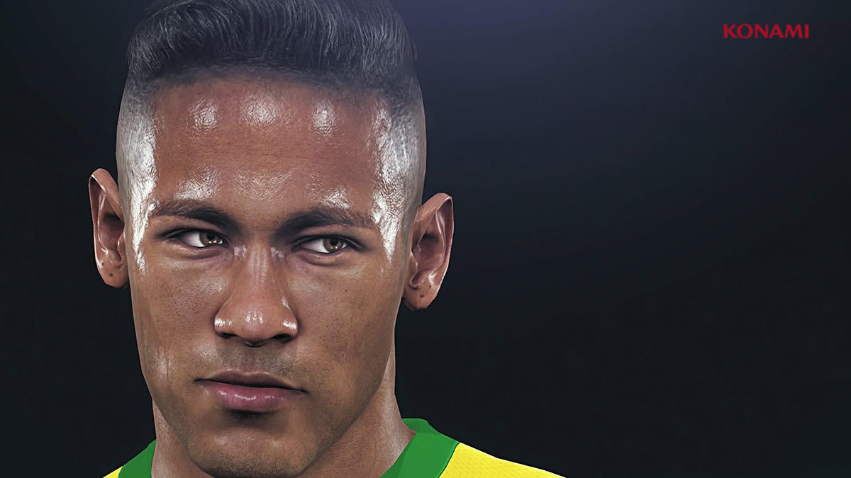 PES 2016  Will Have Neymar as its Lead Pack Star