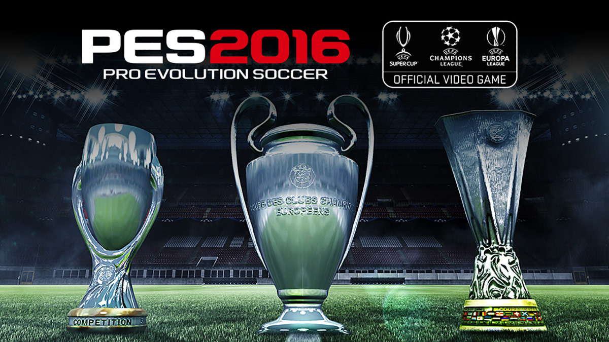 A Three Year Deal with UEFA for PES