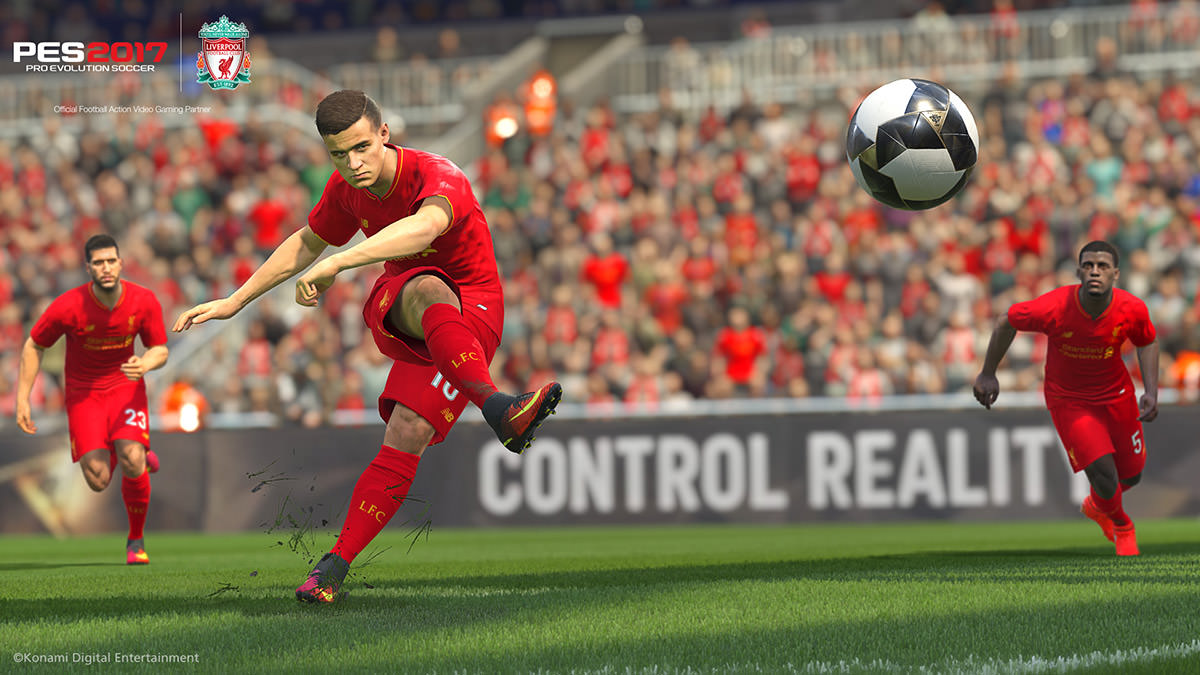 PES 2017 Liverpool