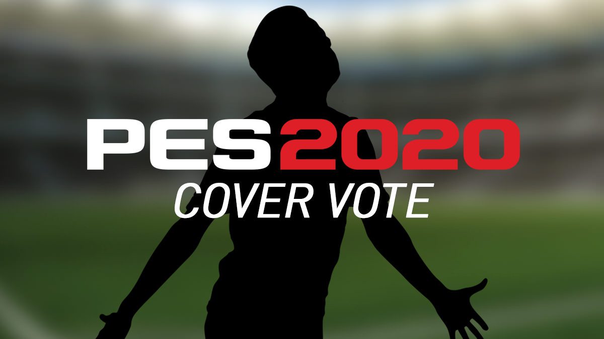 PES 2020 Cover Vote