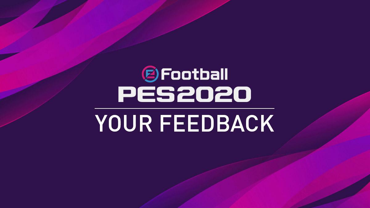 PES 2020 Feedback – FIFPlay