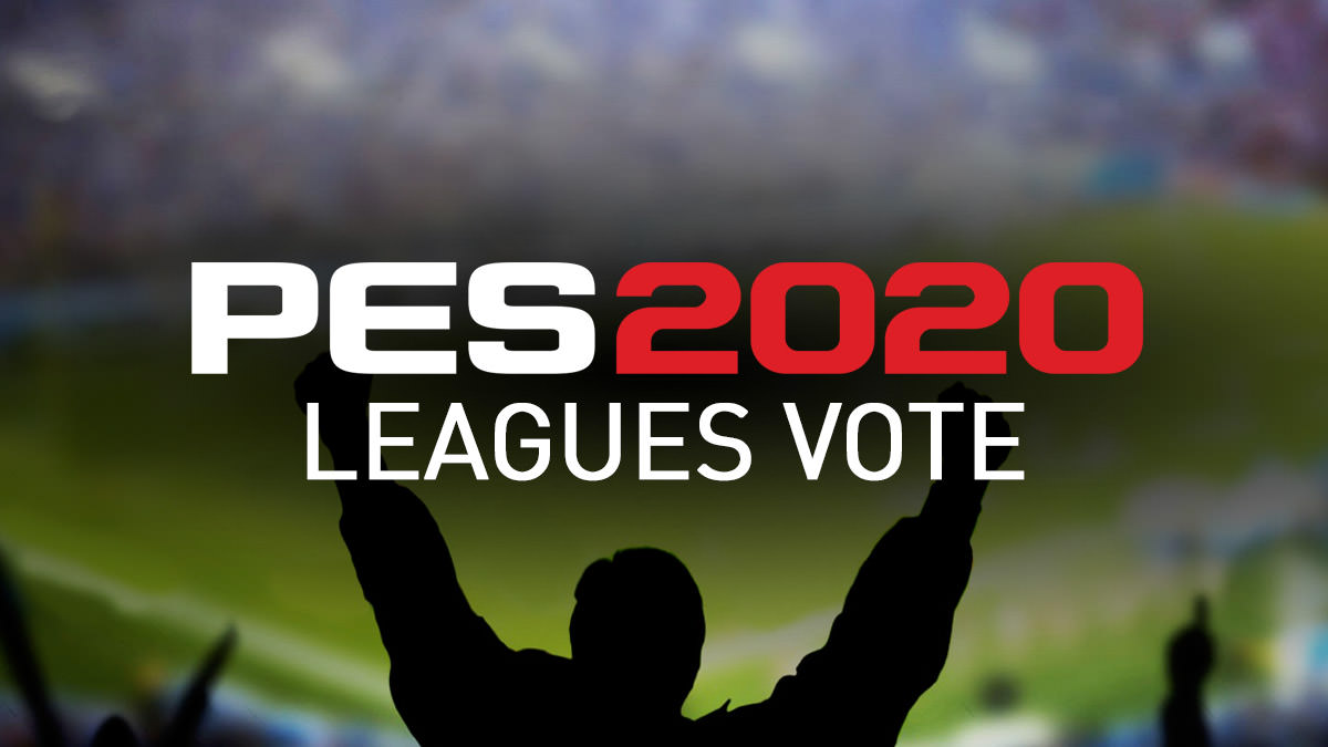 Vote for PES 2020 Leagues