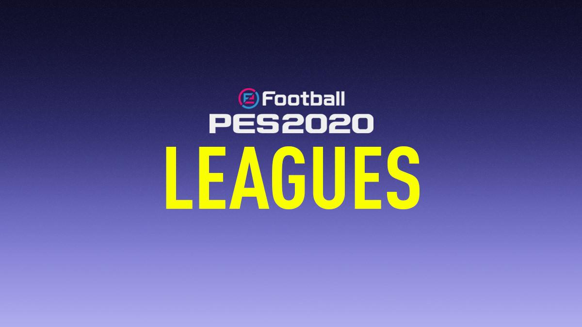 PES 2020 Leagues – FIFPlay