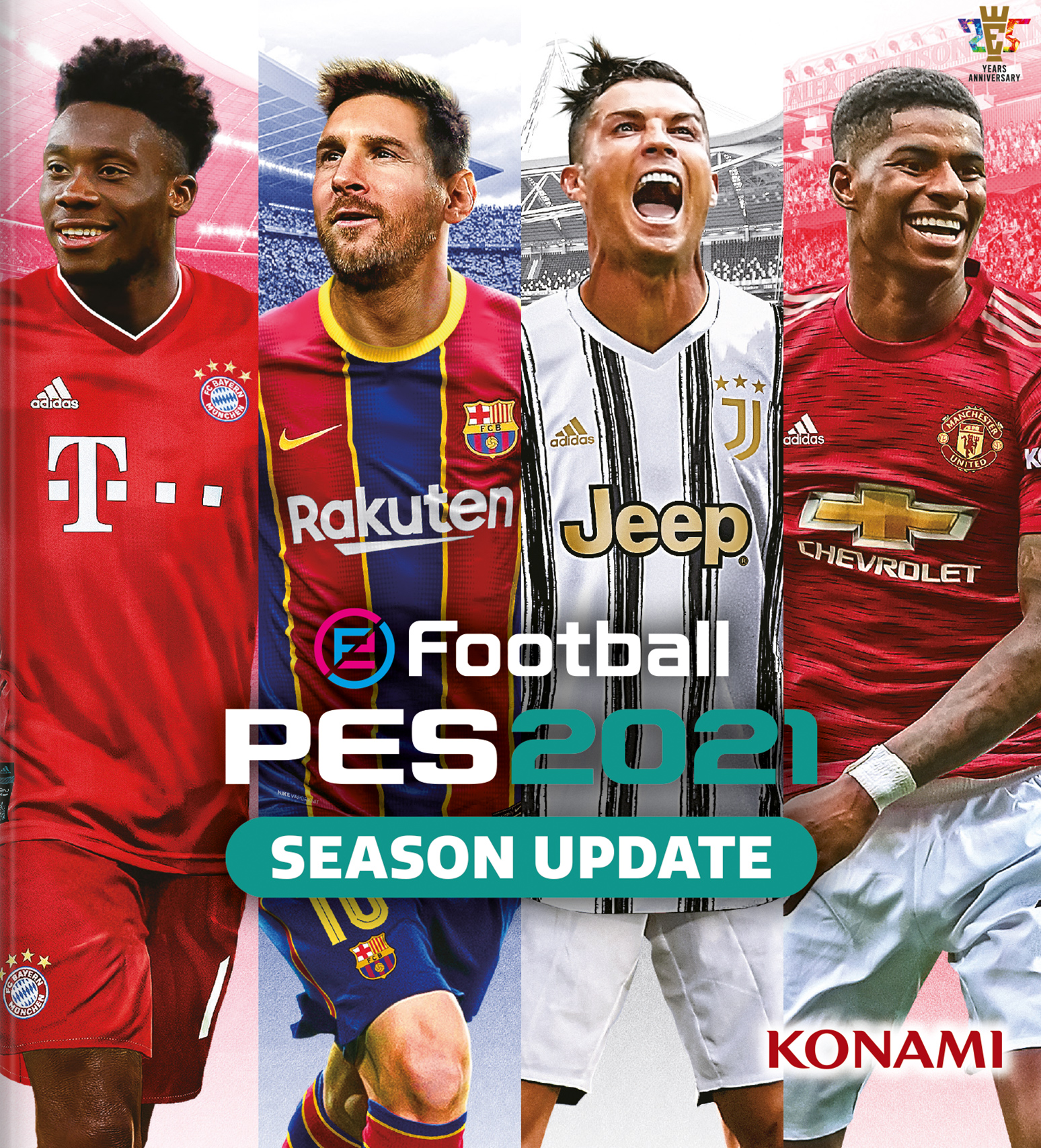 PES 2021 Cover - FIFPlay