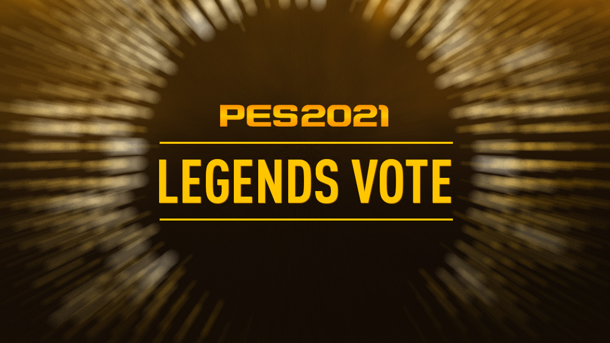 PES 21 Legend Players Vote