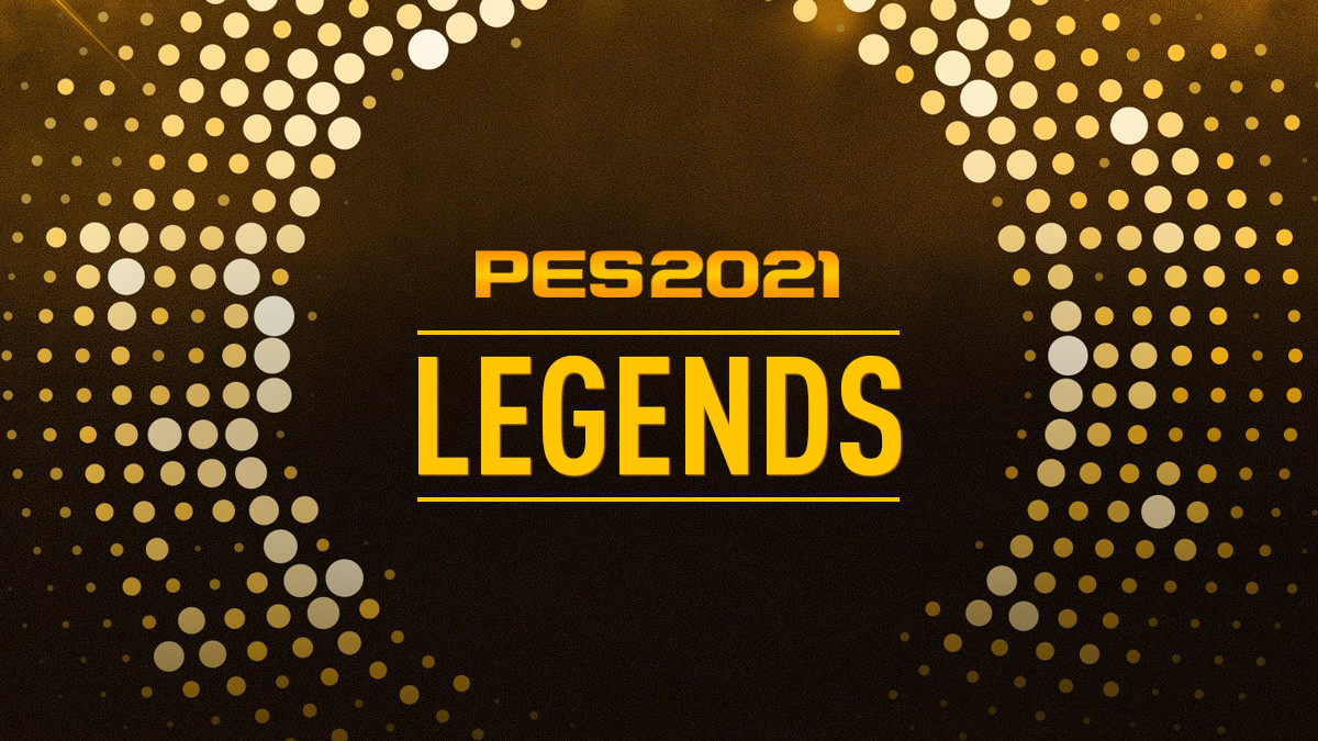 PES 2021 Legends