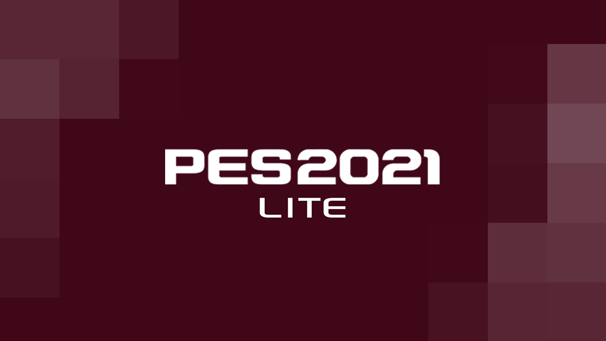PES 2021 LITE – Free Download