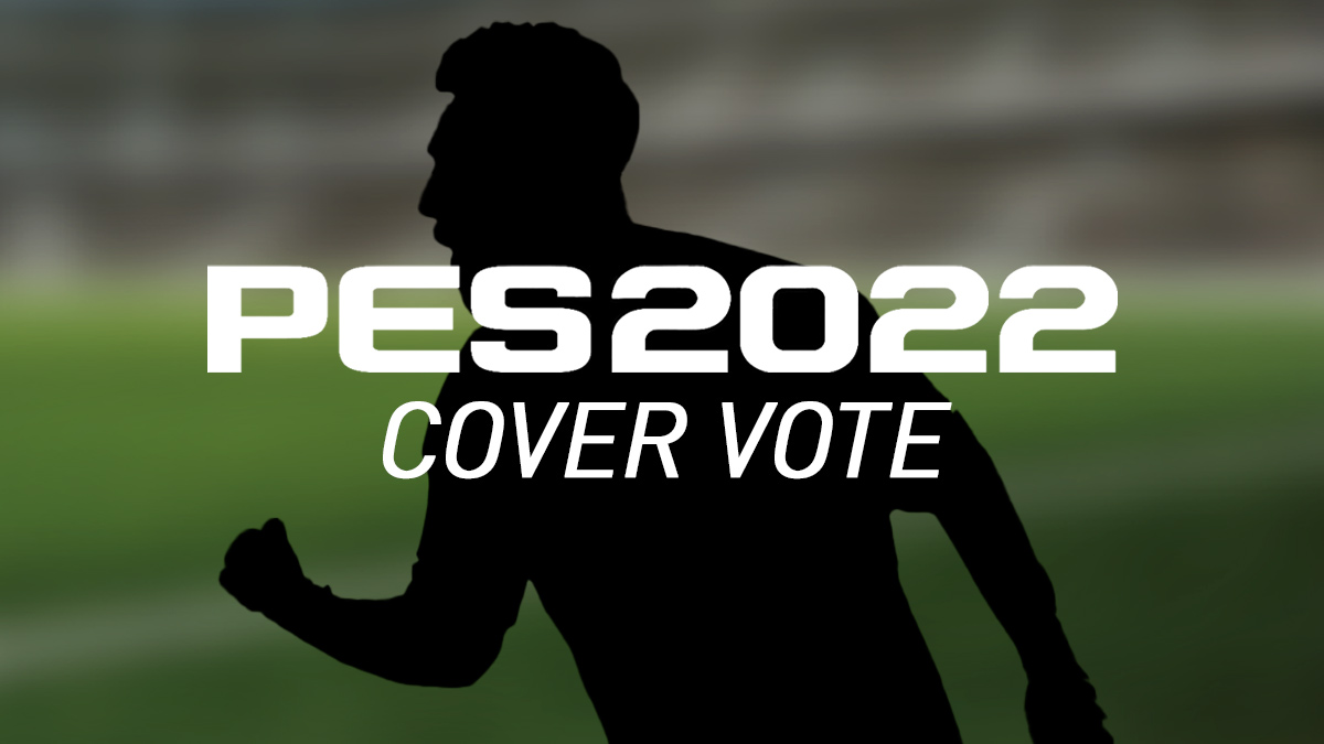 PES 2022 Cover Vote