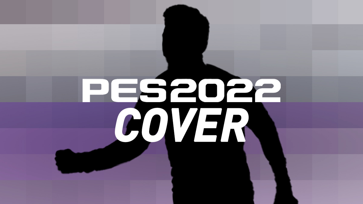PES 2022 Cover