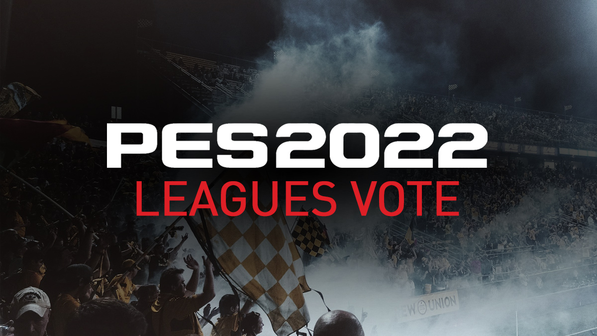 Vote for PES 2022 Leagues