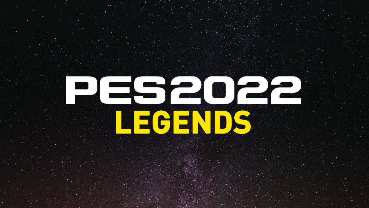 PES 2022 Legends