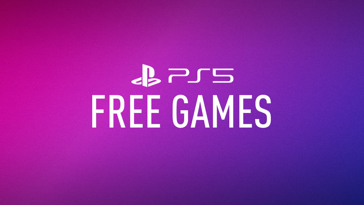 PlayStation 5 Free Games (Free to Download)