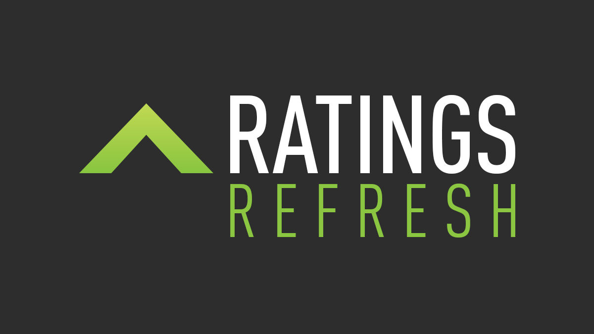 Ratings Refresh