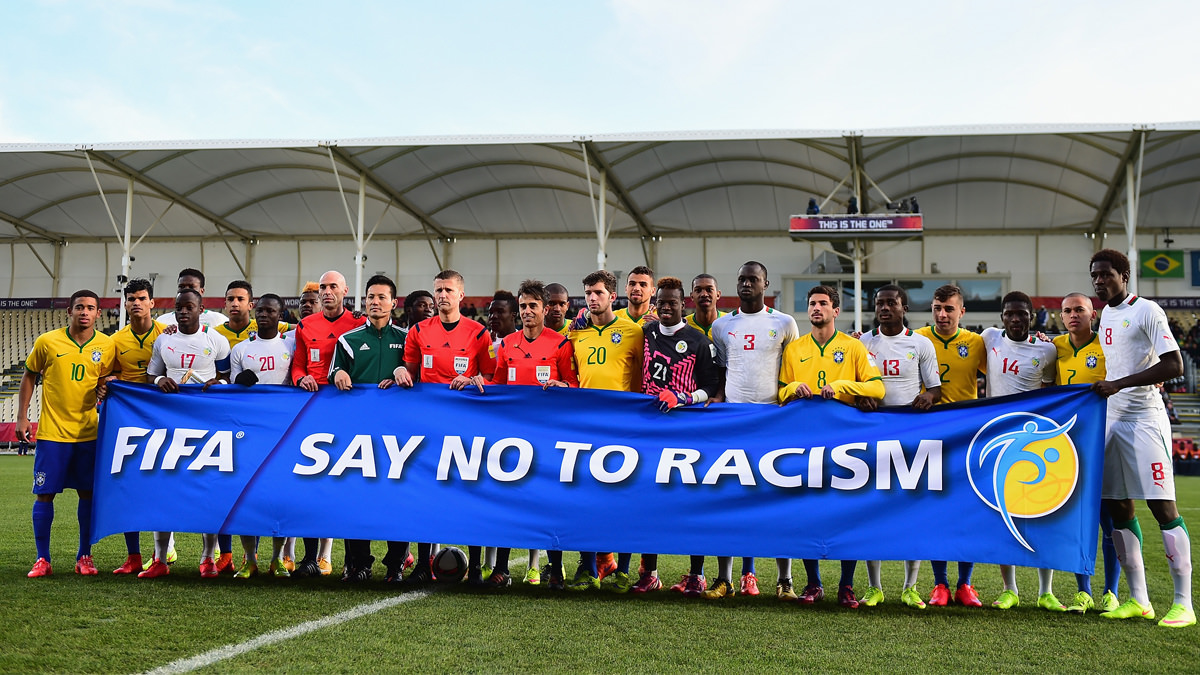 How We are Aiming to Drive Racism and Hooliganism out of Football