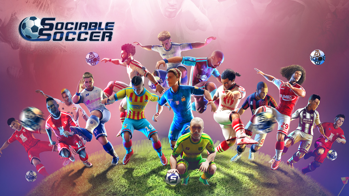 Sociable Soccer – Online PvP Mode