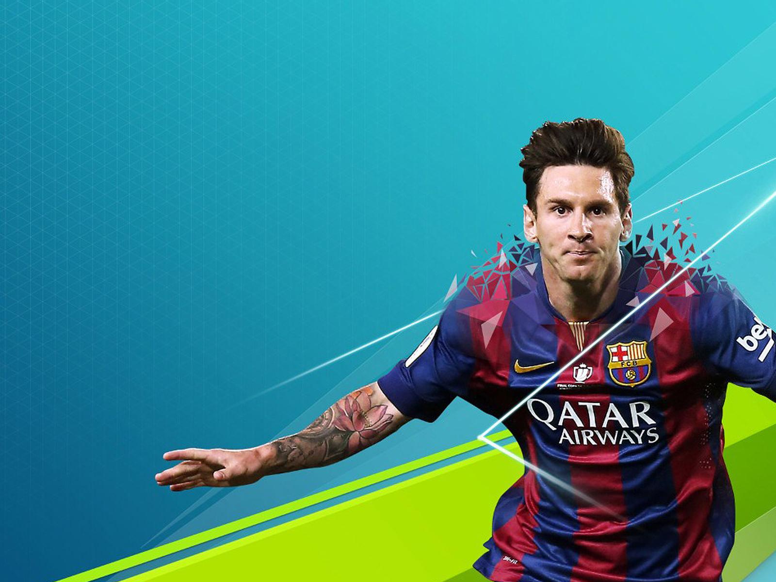 Download FIFA 16 Wallpaper Messi