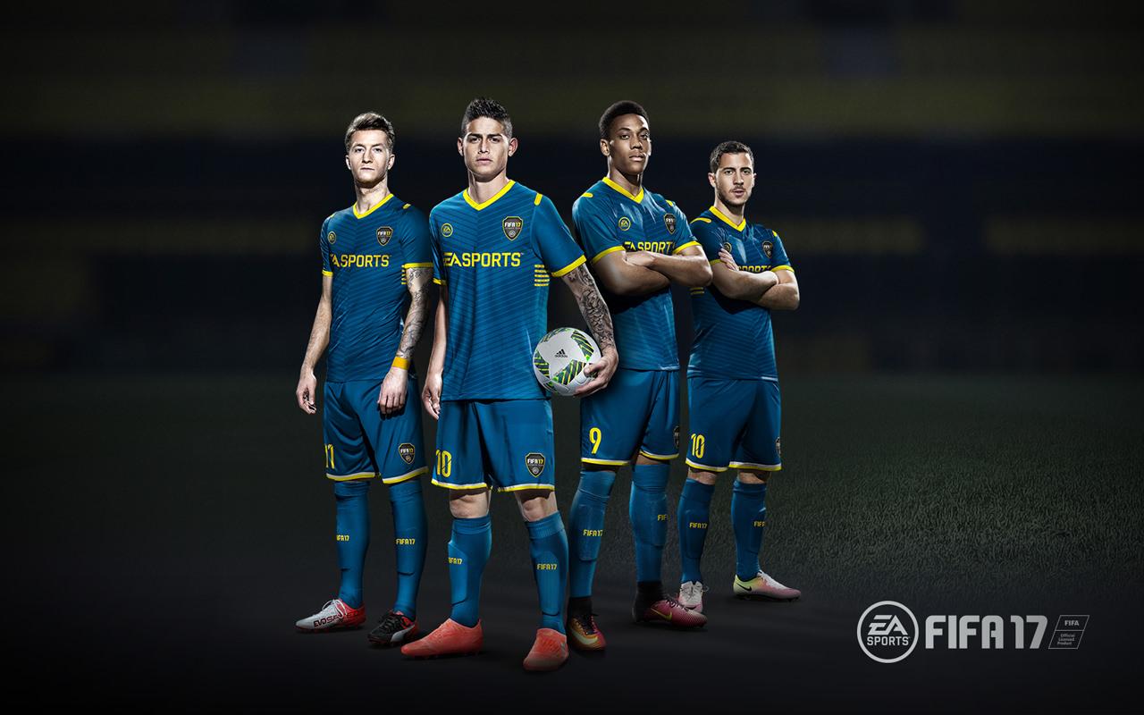 FIFA 17 Wallpapers FIFPlay